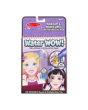 MELISSA AND DOUG WATER WOW! - MAKEUP & MANICURES