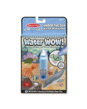 MELISSA AND DOUG WATER REVEAL PAD - UNDER THE SEA