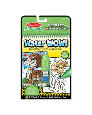 MELISSA AND DOUG WATER WOW! - PET MAZES
