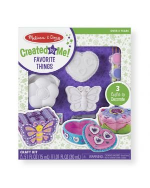 MELISSA AND DOUG FAVOURITE THINGS SET