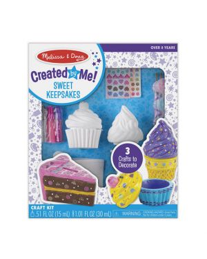 MELISSA AND DOUG DYO SWEETS SET