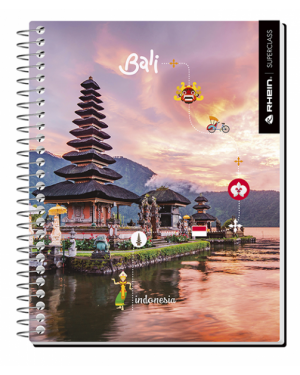 MAE CUADERNO S/C TRAVEL PROFESIONAL 150 HOJAS LINEA 8MM